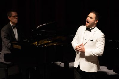 Vocal Competition | Palm Springs Opera Guild of the Desert