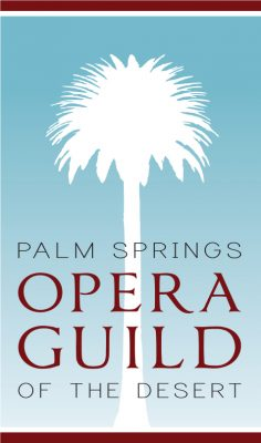 Palm Springs Opera Guild of the Desert
